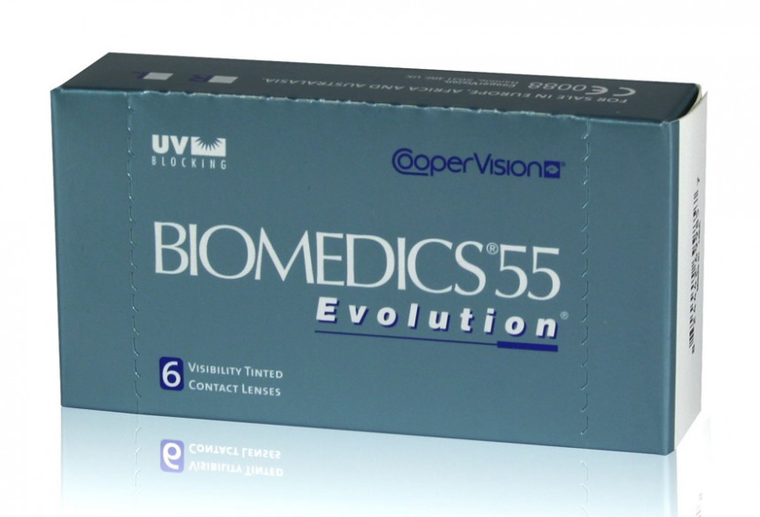 линзыBiomedics 55 UV